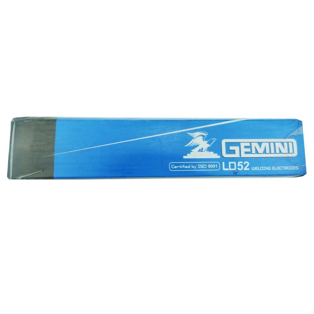 รูปภาพของ ลวดเชื่อม เจมินี่ GEMINI LD52 ขนาด 4.0x400mm
