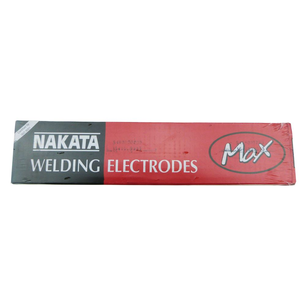 รูปภาพของ ลวดเชื่อม นากาต้า แม๊กซ์NAKATA MAX 3.2x350 mm บรรจุ 5 กิโล