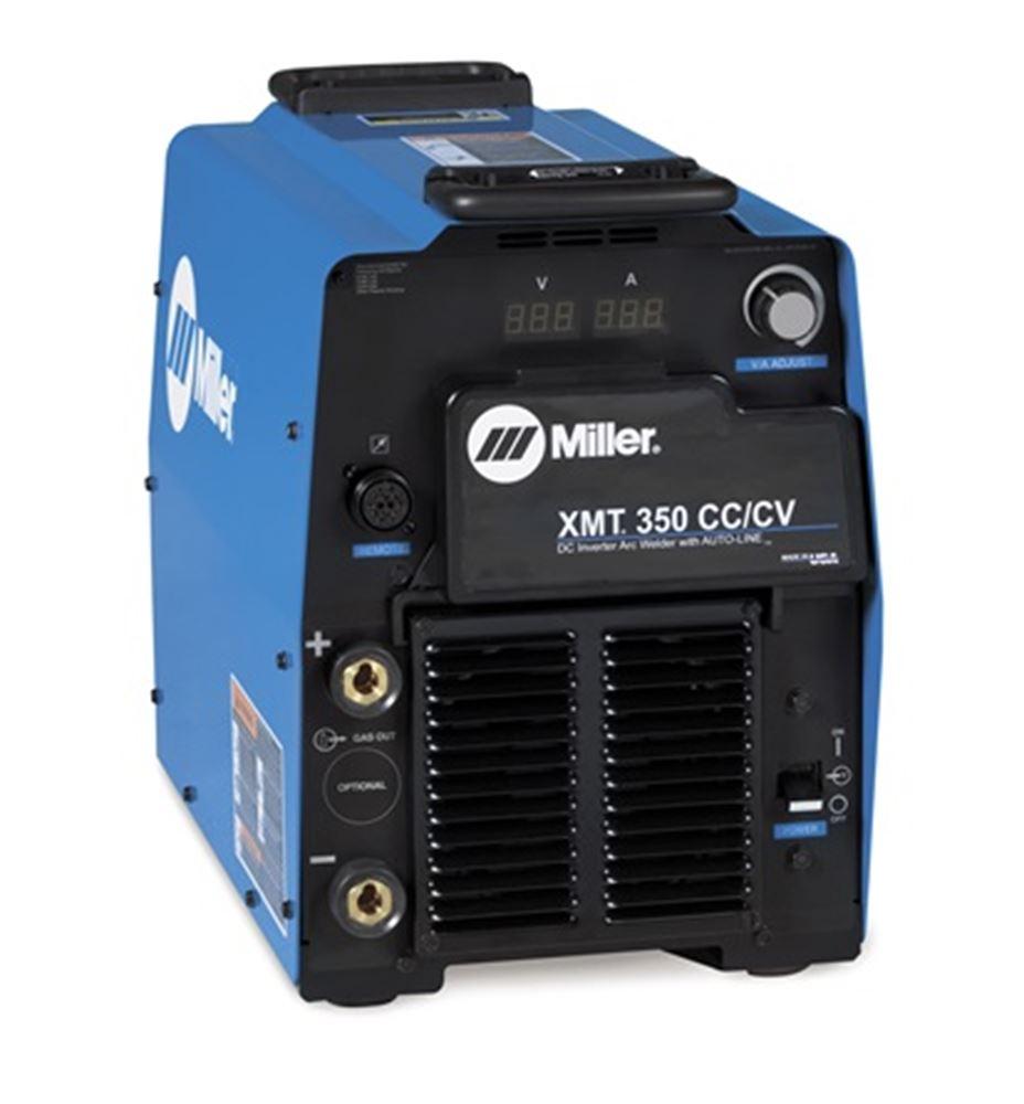 Picture of MILLER XMT 350 CC/CV 208-575 AUTO-LINE W/AUX POWER
