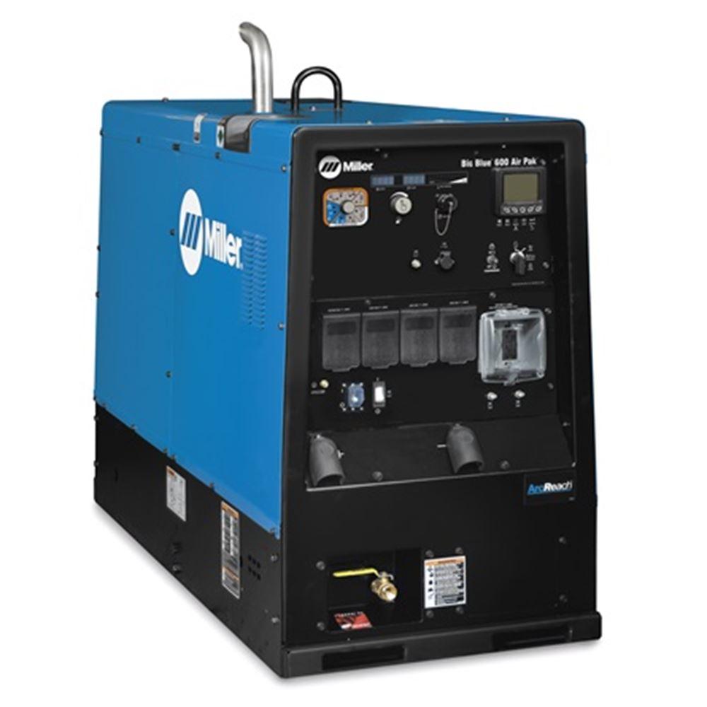 รูปภาพของ MILLER BIG BLUE 600 Air Pak